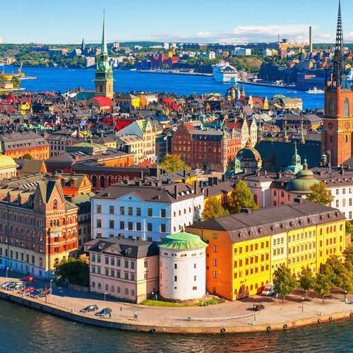 ทัวร์ยุโรป เดนมาร์ก นอร์เวย์ สวีเดน ฟินแลนด์ กรุงสต็อคโฮล์ม