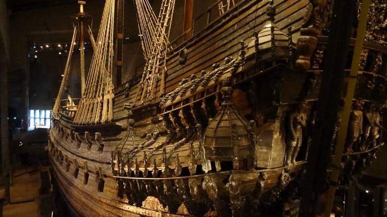 พิพิธภัณฑ์เรือรบโบราณวาซาร์