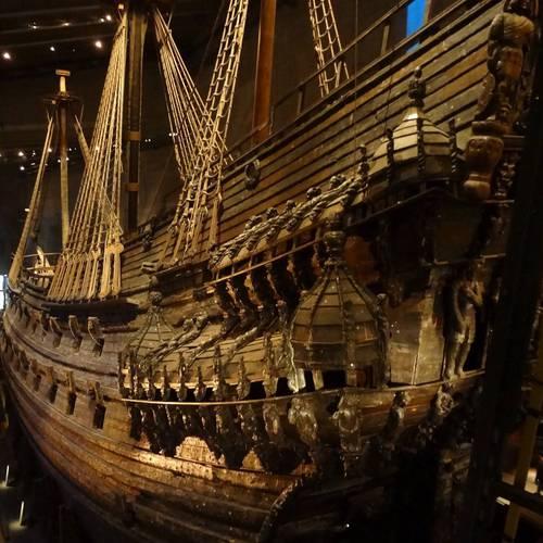 ทัวร์ยุโรป เดนมาร์ก นอร์เวย์ สวีเดน ฟินแลนด์ พิพิธภัณฑ์เรือรบโบราณวาซาร์