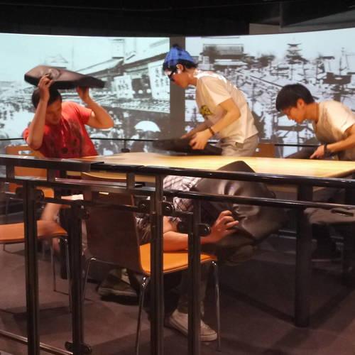 ทัวร์ญี่ปุ่น โตเกียว โอซาก้า พิพิธภัณฑ์แผ่นดินไหว / EARTHQUAKE MUSEUM