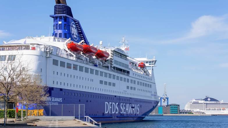 เรือสําราญ DFDS