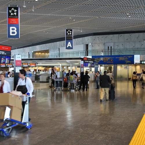 ทัวร์ญี่ปุ่น โอซาก้า โตเกียว สนามบินนาริตะ