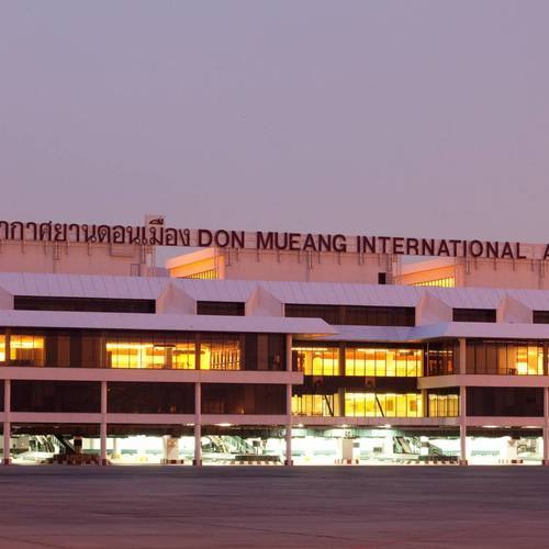 ทัวร์พม่า ย่างกุ้ง หงสา  สนามบินดอนเมือง