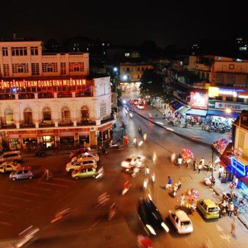 ถนน 36 สายเก่า ทัวร์เวียดนาม