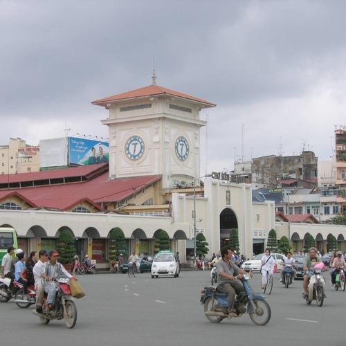 ทัวร์เวียดนาม โฮจิมินห์  ตลาดเบนถัน