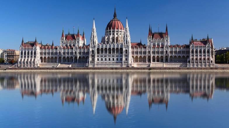 อาคารรัฐสภาฮังการี