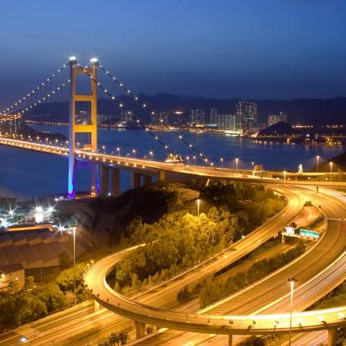 ทัวร์ฮ่องกง ฮ่องกง สะพานแขวนซิงหมา