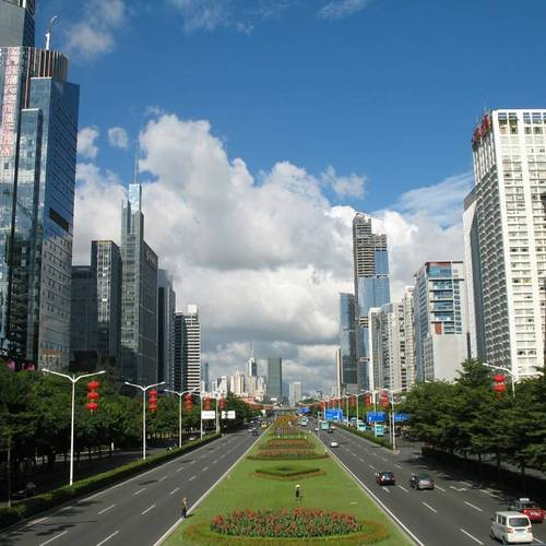 ทัวร์ฮ่องกง ฮ่องกง มาเก๊า +หลายเมือง เมืองเซินเจิ้น