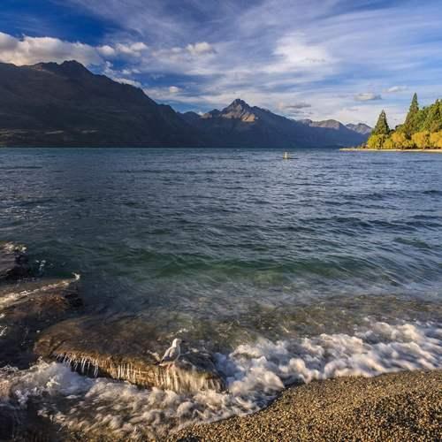 ทัวร์นิวซีแลนด์ นิวซีแลนด์ ทะเลสาบวาคาติปู