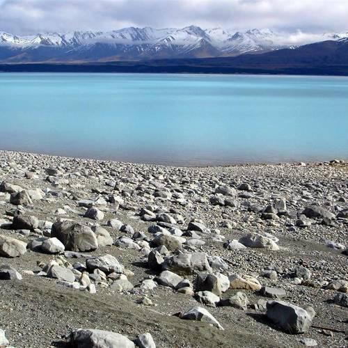 ทัวร์นิวซีแลนด์ นิวซีแลนด์ ทะเลสาบปูคากิ