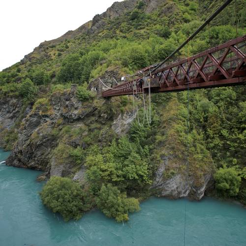 ทัวร์นิวซีแลนด์ นิวซีแลนด์ สะพานคาวารัว
