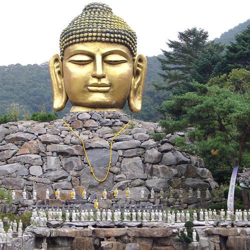 ทัวร์เกาหลี กรุงโซล วัดวาอูจองซา