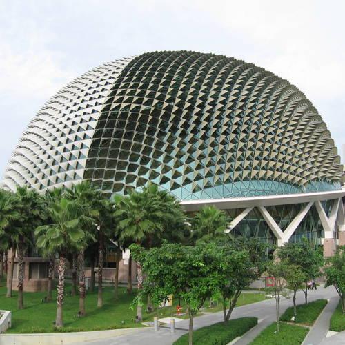 ทัวร์สิงคโปร์ สิงคโปร์ โรงละครเอสพลานาด