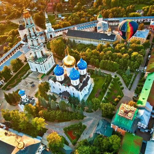 ทัวร์รัสเซีย รัสเซีย  โบสถ์โฮลีทรินิตี