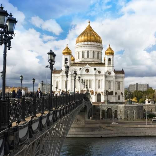 ทัวร์รัสเซีย รัสเซีย  วิหารเซ็นต์ เดอะซาเวียร์