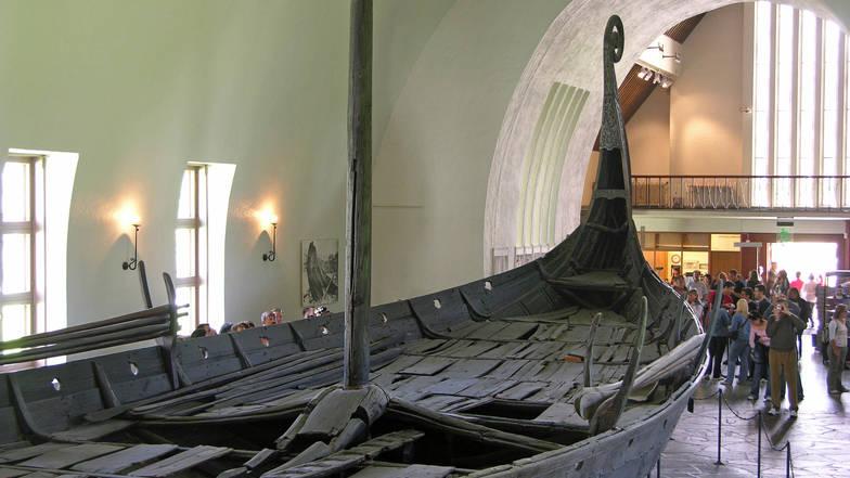 พิพิธภัณฑ์เรือโบราณไวกิ้ง