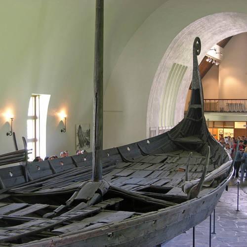 ทัวร์ยุโรป เดนมาร์ก นอร์เวย์ สวีเดน ฟินแลนด์ พิพิธภัณฑ์เรือโบราณไวกิ้ง