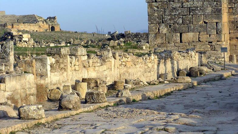 เมืองโบราณเฮียราโพลิส
