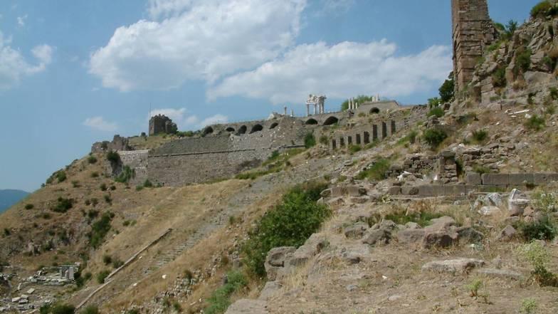 เมืองเพอร์กามัม (Pergamom)