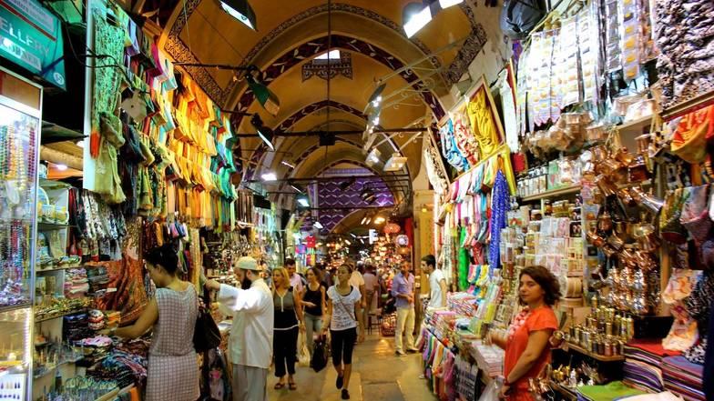 แกรนด์บาซาร์ (Grand Bazaar)