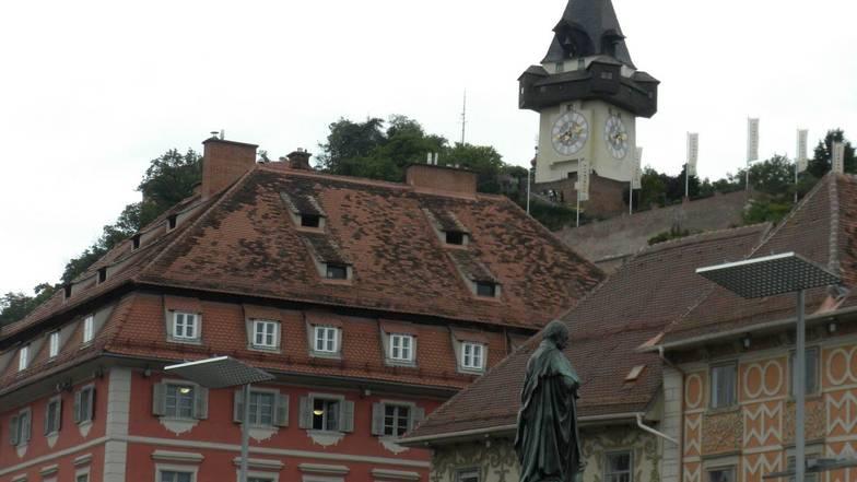 หอนาฬิกา ออสเตรีย