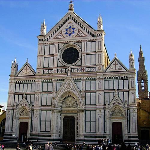 ทัวร์อิตาลี อิตาลี โบสถ์ซานตา โครเช่ / มหาวิหารซันตาโกรเช