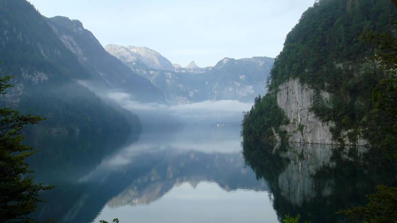 ทะเลสาบเคอหนิกเซ หรือ ทะเลสาบกษัตริย์