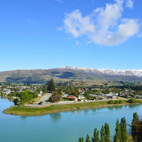 ทัวร์นิวซีแลนด์ นิวซีแลนด์ เมืองครอมเวลล์
