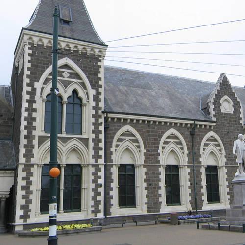 ทัวร์นิวซีแลนด์ นิวซีแลนด์ พิธภัณฑ์แคนเทอร์เบอร์รี่