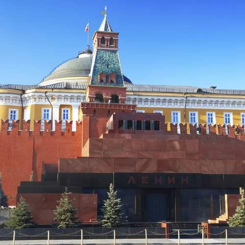 ทัวร์รัสเซีย รัสเซีย  อนุสรณ์สถานเลนิน