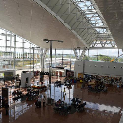ทัวร์บรูไน บรูไน สนามบินบรูไน หรือ สนามบิน บันดาร์ เสรี เบกาวัน