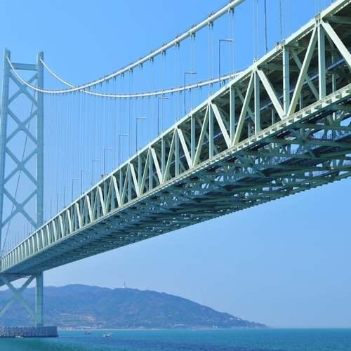 ทัวร์ญี่ปุ่น โตเกียว โอซาก้า สะพานอาคาชิไคเคียว
