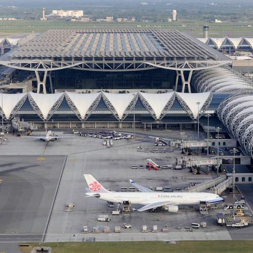 ทัวร์เกาหลี กรุงโซล สนามบินสุวรรณภูมิ
