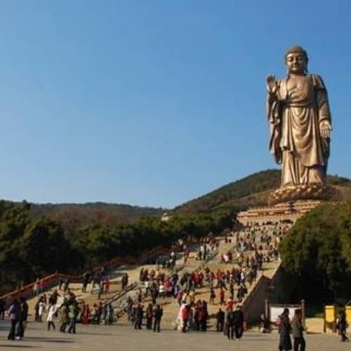 ทัวร์จีน เซี่ยงไฮ้ พระใหญ่หลิงซานต้าฝอ