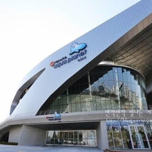 ทัวร์เกาหลี เจจู พิพิธภัณฑ์สัตว์นํ้าเกาหลี AQUA PLANET