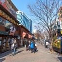 ทัวร์เกาหลี กรุงโซล ถนนฮงอิก หรือ ย่านฮงแด หรือ ย่านฮงอิก