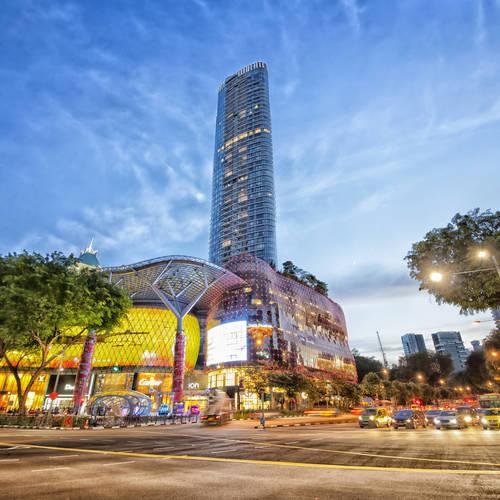 ทัวร์สิงคโปร์ สิงคโปร์ ถนนออร์ชาร์ด