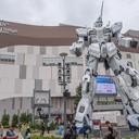 ทัวร์ญี่ปุ่น โตเกียว กันดั้ม ฟร้อนท์ โตเกียว
