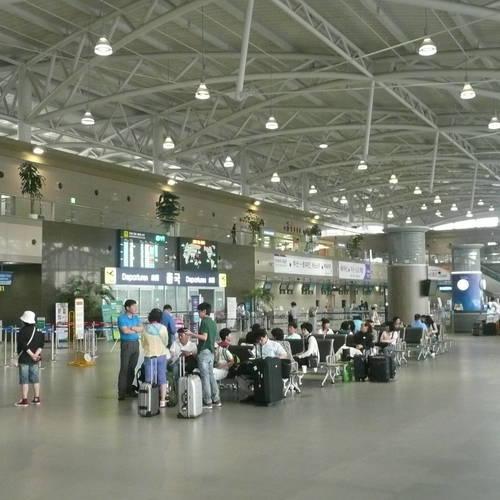 ทัวร์เกาหลี พูซาน สนามบินนานาชาติกิมแฮ