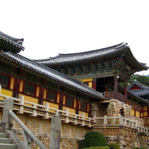 ทัวร์เกาหลี พูซาน วัดพูลกุกซา