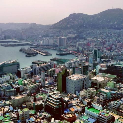 ทัวร์เกาหลี พูซาน ปูซาน