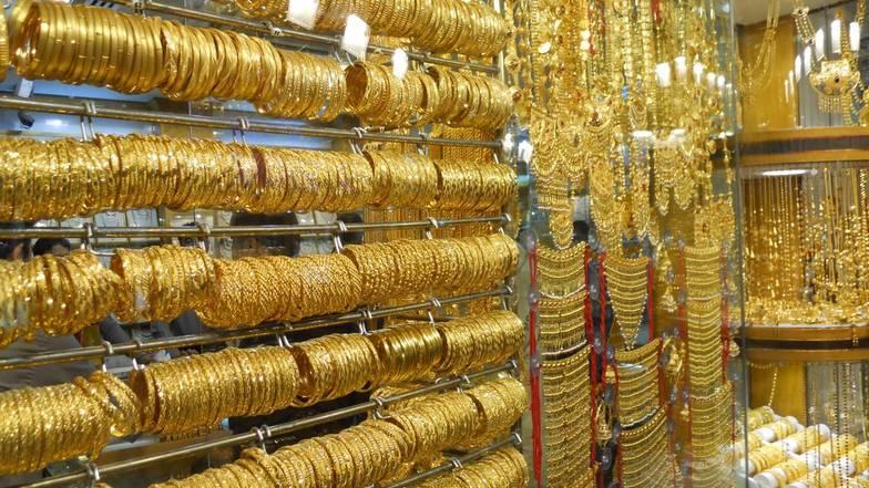 ตลาดทอง และ ตลาดเครื่องเทศ