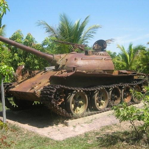 ทัวร์กัมพูชา นครวัด นครธม พิพิธภัณฑ์สงคราม