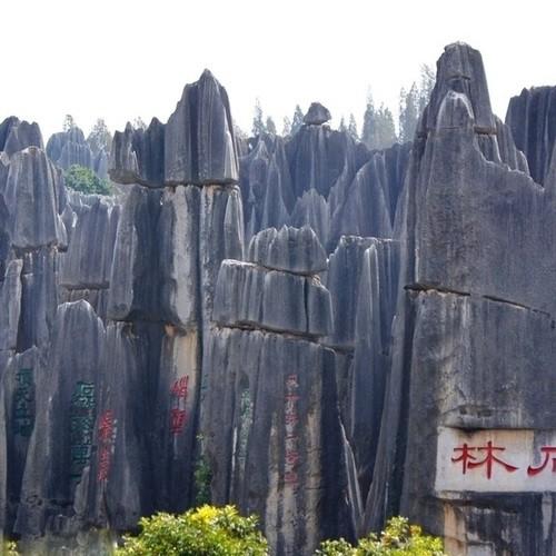 ทัวร์จีน คุณหมิง ป่าหินสือหลินเซี่ย