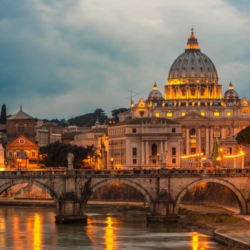 ทัวร์อิตาลี อิตาลี มหาวิหารเซนต์ฟิลลิป หรือ มหาวิหารเซนต์ปีเตอร์