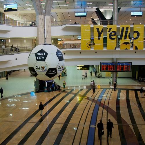 ทัวร์แอฟริกาใต้ แอฟริกาใต้ สนามบินโจฮันเนสเบิร์ก