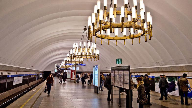 สถานีรถไฟเมืองเซนต์ปีเตอร์สเบิร์ก