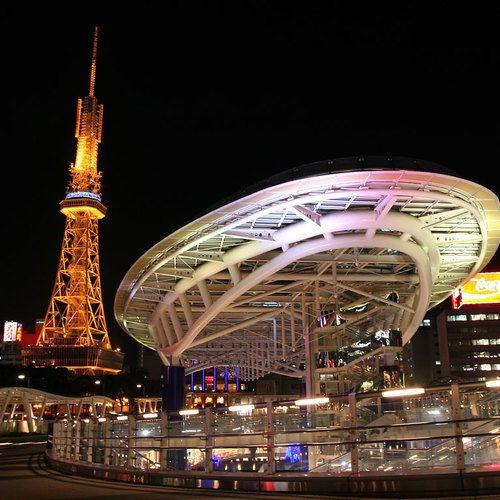 ทัวร์ญี่ปุ่น โอซาก้า นาโกย่า โอเอซิส21 เมืองนาโกย่า