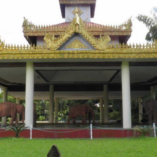 ทัวร์พม่า ย่างกุ้ง หงสา  ปางช้างเผือก