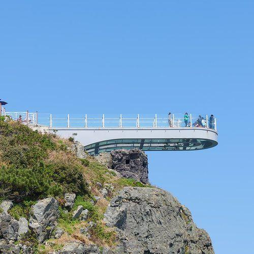 ทัวร์เกาหลี พูซาน Oryukdo Skywalk